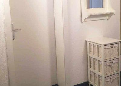 Appartement 4 - Gardarobe