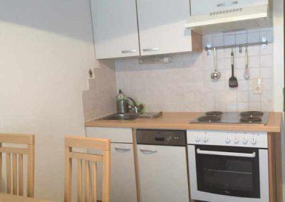 Appartement 4 - Küche (2)