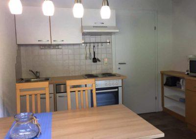 Appartement 4 Küche